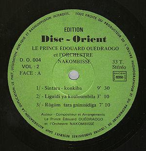 Disc-Orient