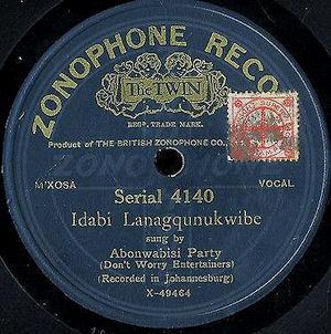 Zonophone4140-X49464